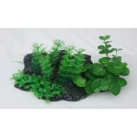 Пластиковое растение для аквариума 88021