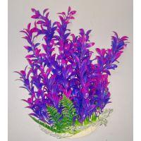 Пластиковое растение для аквариума 034353