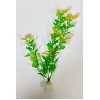 """Пластиковое растение для аквариума CW-2807 10"""""""