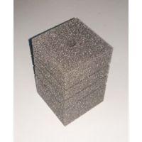 Фильтрующая губка к насосам (помпам) прямоугольная 9х15см (крупнопористая, перфорация)