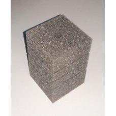 Фильтрующая губка к насосам (помпам) прямоугольная 10х15см (МП, перфорация)