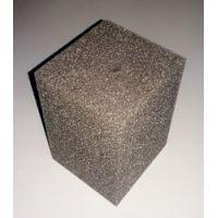 Фильтрующая губка к насосам (помпам) прямоугольная б/б 9х15см (мелкопористая)