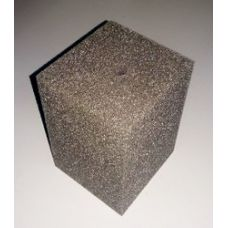 Фильтрующая губка к насосам (помпам) прямоугольная б/б 10х15см (МП)