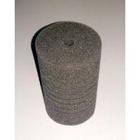 Фильтрующая губка к насосам (помпам) цилиндр 10х7см (мелкопористая)