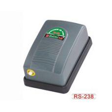 Компрессор для аквариума воздушный одноканальный RS-Electrical RS-238 2.5L/min
