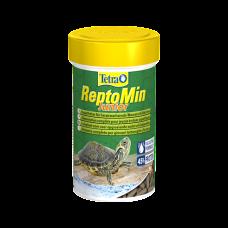 Корм Tetra ReptoMin Junior для молодых черепах (палочки) 100мл 258853