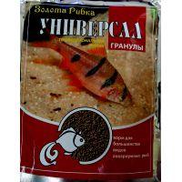 Корм Золотая Рыбка Универсал №1 (гранулы 1-2мм) 40г