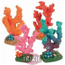 Декорация для аквариума Коралл 1шт 7см, Trixie 8868
