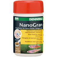 DENNERLE Nano Gran Корм в гранулах для всех видов рыб 100мл
