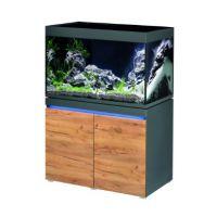 Аквариумный набор 330 литров прямоугольный EHEIM Incpiria 330 LED с тумбой Graphit-Nature 0693118