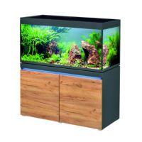 Аквариумный набор 430 литров прямоугольный EHEIM Incpiria 430 LED с тумбой Graphit-Nature 0694118