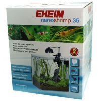 Аквариумный набор 30 литров прямоугольный EHEIM nano shrimp 35 6406020