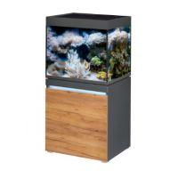 Аквариумный набор 230 литров морской прямоугольный EHEIM Incpiria MARINE 230 LED с тумбой Graphit-Nature 0692518