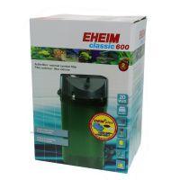 Фильтр для аквариума внешний EHEIM CLASSIC 600 PLUS 1000л/ч 2217020