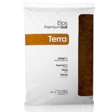 Грунт - субстрат для аквариумных растений ELOS PremiumSoil Terra Brown 9L