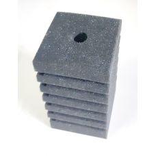Фильтрующая губка к насосам (помпам) прямоугольная МП 15х8см