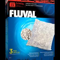 Наполнитель специальной фильтрации Hagen Fluval C3 Ammonia для удаления аммония из аквариумов с пресной водой 3х140г 14015