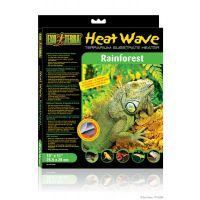 Нагревательный коврик для террариума Hagen Exo Terra Heat Wave Rainforest 8 W 27/28 см PT2024