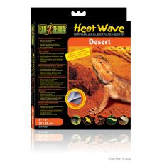 Нагревательный коврик для террариума Hagen Exo Terra Heat Wave Desert 8 W 20/20 см PT2030