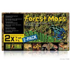 Грунт для террариума лесной мох Hagen Exo Terra Forest Moss 2х7л PT3095