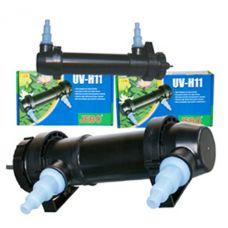 Внешний ультрафиолетовый стерилизатор для пруда Jebo UV-H11, 11 Вт