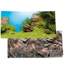 Задний фон для аквариума двухсторонний Juwel Poster XL 86270 150*60см