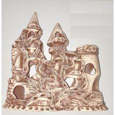 Керамика для аквариума Замок 0504K