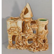 Керамика для аквариума Замок 0345К