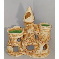 Керамика для аквариума Замок 0406К
