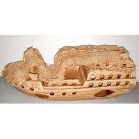 Керамика для аквариума Корабыль большой 1203К