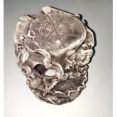 Керамика для аквариума Черепаший остров 0202К