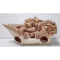 Керамика для аквариума Разбитый корабыль 159K