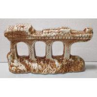 Керамика для аквариума Крепость 34K
