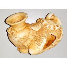 Керамика для аквариума Два Кувшина 23К