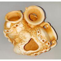 Керамика для аквариума Три Кувшина 24К
