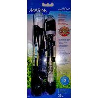 Нагреватель для аквариума погружной Hagen Marina 50W 11231