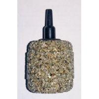 Распылитель воздуха для аквариума из кварцевого песка цилиндр 4х3,5см
