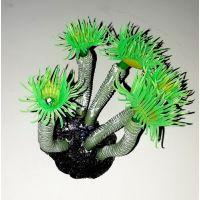 Декорация для аквариума Коралловый риф SH-369 green
