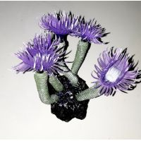 Декорация для аквариума Коралловый риф SH-369 lilac