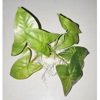 Шелковое растение для аквариума 4012