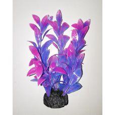 Пластиковое растение для аквариума 3115 blurose