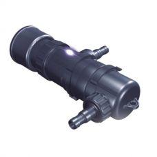 Внешний ультрафиолетовый стерилизатор для пруда Resun UV08, 11 Вт.