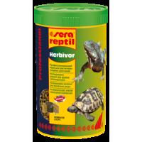 Корм для травоядных рептилий в гранулах SERA reptil Professional Herbivor 20г