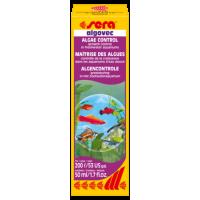 Sera Algovec средство от водорослей в аквариуме 50мл 02608