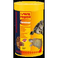 Корм Sera Reptil Proffesional Carnivor для плотоядных рептилий гранулы 1л