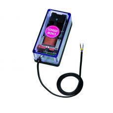 Компрессор для аквариума внешний одноканальный бесшумный Schego M2K3 electronic 4 L/min 12V
