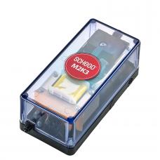 Компрессор для аквариума внешний одноканальный бесшумный Schego M2K3 6 L/min