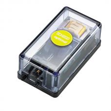 Компрессор для аквариума внешний одноканальный бесшумный Schego Optimal 4 L/min