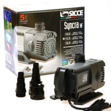 Внешний насос сухого хода для пруда Sicce SYNCRA HF 12 10 3P 10м кабель 12500л/ч