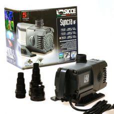 Внешний насос сухого хода для пруда Sicce SYNCRA HF 16 10 3P 10м кабель 16000л/ч